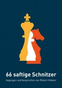 Robert Hübner: 66 saftige Schnitzer, signiert